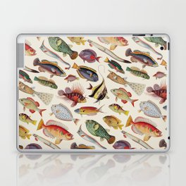Varieties of Fish Laptop & iPad Skin