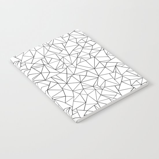 Shattered Notebook