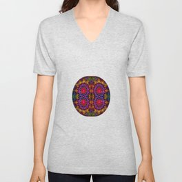 Refraction Unisex V-Neck