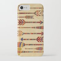 arrows iPhone & iPod Cases featuring arrows by Emmy Winstead