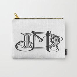 monogram DM Carry-All Pouch