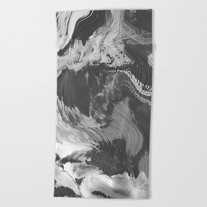 CROCODILE TEARS Beach Towel