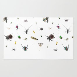 Love Bugs Rug