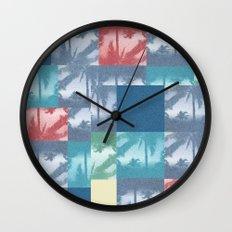 Palm beach Wall Clock