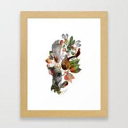 Condotto Plantigrado - Condizione statiche Framed Art Print