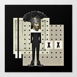 Ga Ga Gladiator Canvas Print