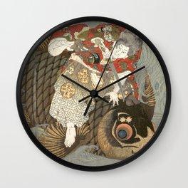 Shiei Wall Clock