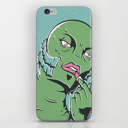 Swampie iPhone Skin