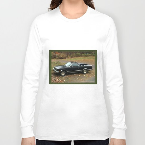 '83 El Camino Love Long Sleeve T-shirt