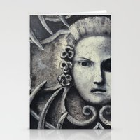 gothic Stationery Cards featuring Gothic by Chris Kitzmiller