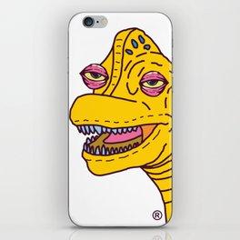 Tranquilosaurio Brachio iPhone Skin
