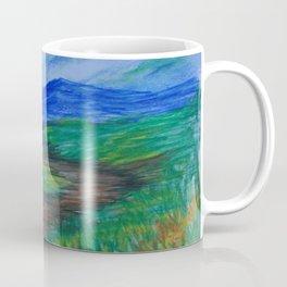 Colored Pencil Landscape CP160310a Coffee Mug