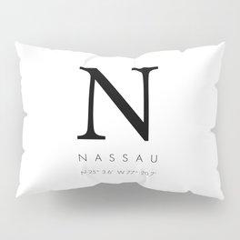 25North Nassau Pillow Sham