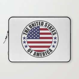 The United States of America - USA Laptop Sleeve