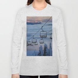 LAST CHAIR Long Sleeve T-shirt