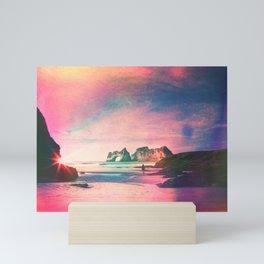 The Traveler Mini Art Print