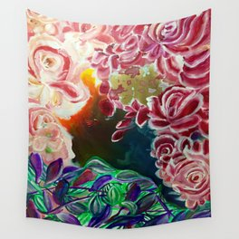 Ode To Creation Wall Tapestry