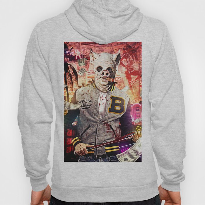 Night Out: Hotline Miami Hoody