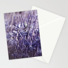Heavenly blue Stationery Cards