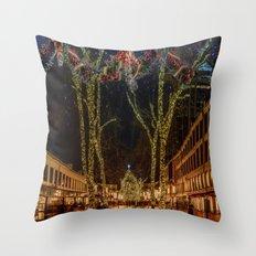Christmas Wish Throw Pillow