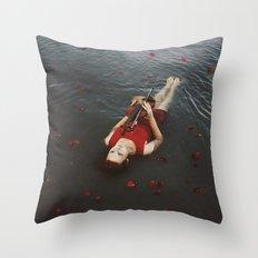 Life melody Throw Pillow