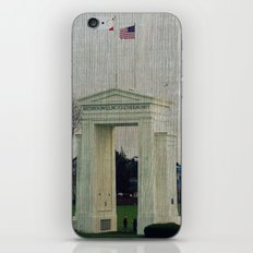 Peace Arch iPhone & iPod Skin