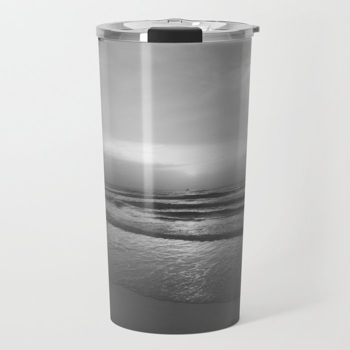 Pier and Surf Travel Mug
