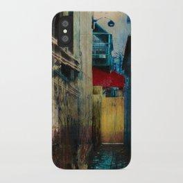 Winter Rust iPhone Case