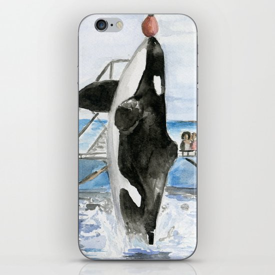 Marine Star iPhone & iPod Skin