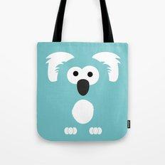 Minimal Koala Tote Bag