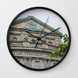 Institution Wall Clock