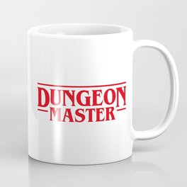 Dungeon Master DnD D&D Dungeons and Dragons Inspired Coffee Mug