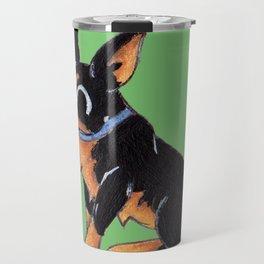 Dobie Travel Mug