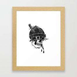 Die Bandidos Framed Art Print