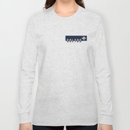 Soltos stampa ancora Long Sleeve T-shirt