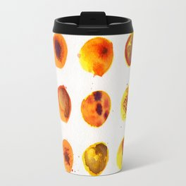 Sherbert Dot Travel Mug