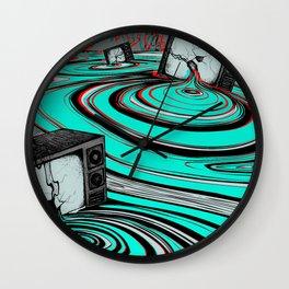 LS Wall Clock