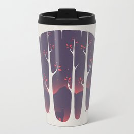 Mistiness ‪ Metal Travel Mug