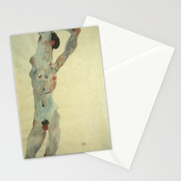 Egon Schiele Art  Stationery Cards