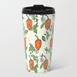 hot habanero Travel Mug