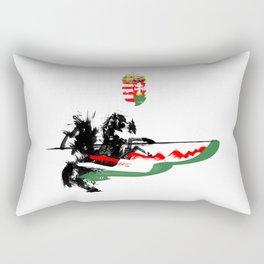 Hungarian Hussar Rectangular Pillow