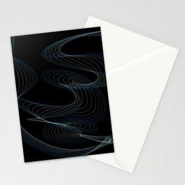 Kinetic Oscillation 1 Stationery Cards