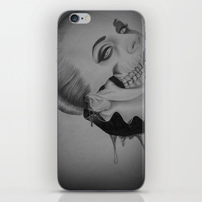 Devines zombies #2 iPhone Skin