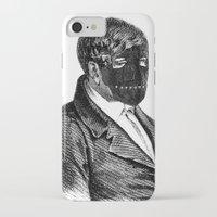 bdsm iPhone & iPod Cases featuring BDSM XXVI by DIVIDUS