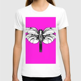 "Koloman (Kolo) Moser ""Butterfly design"" (1) T-shirt"
