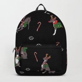 Greyhound Decor Backpack