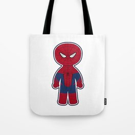 Chibi Spider-man Tote Bag