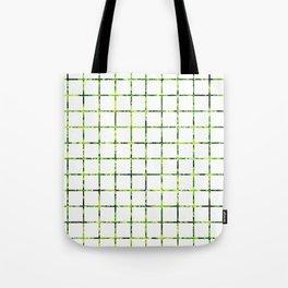 Seedling | Grid  Tote Bag
