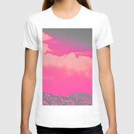 We gazed the beauty of teenage dreams vaporizing into uncertainty. T-shirt