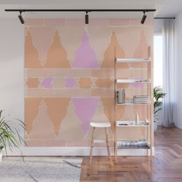 Moroccan Zellige - Abstract Pattern Wall Mural